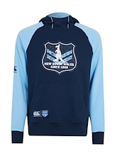 NSW Blues Origin Hoody Vintage Shield 2019
