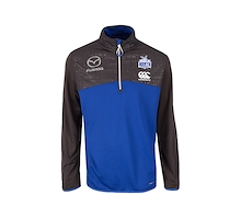 North Melbourne Kangaroos Fleece Qtr Zip 2017