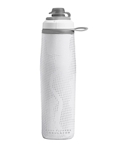 Camelbak Peak Fitness Chill 0.75L White Silver