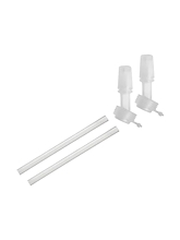 Camelbak Eddy Plus Kids and Valves Straw Clear