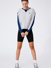 Cotton On NRL Cowboys Chopped Long Sleeve Womens