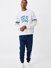 Cotton On NRL Eels Collegiate Crew Mens