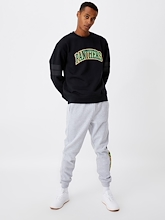 Cotton On NRL Panthers Collegiate Crew Mens