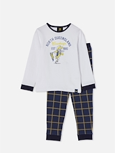 Cotton On NRL Cowboys Mascot LS Pyjama Set Kids