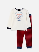 Cotton On NRL Roosters Mascot LS Pyjama Set Kids