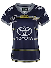 North QLD Cowboys Ladies Replica Home Jersey 2021