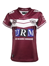 Manly Sea Eagles Ladies Replica Home Jersey 2021