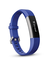 Fitbit Ace Electric Blue Stainless Steel
