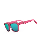 Goodr OG Flamingos On A Booze Cruise Sunglasses