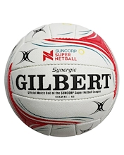 Gilbert Super Netball Synergie Ball