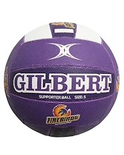 Gilbert Super Netball Firebirds Supporter Ball