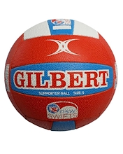 Gilbert Super Netball Swifts Supporter Ball