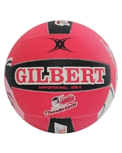 Gilbert Super Netball Thunderbirds  Ball