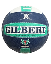Gilbert Super Netball Vixens Supporter Ball
