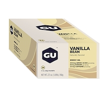 GU Energy Gel Vanilla Bean 24 Pack
