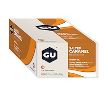 GU Energy Gel Salted Caramel 24 Pack