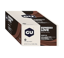 GU Energy Gel Espresso Love 24 Pack
