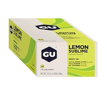 GU Energy Gel Lemon Sublime 24 Pack