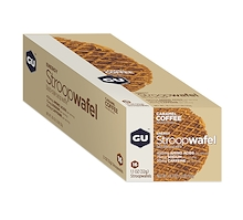 GU Energy Stroopwafel Caramel Coffee 16 Pack