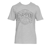 Champion Mens VT Athletics Department Tee