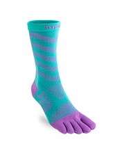 Injinji Ultra Run Crew Socks Womens