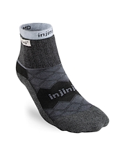Injinji Liner + Runner Mini Crew Socks Mens