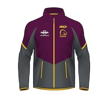 Brisbane Broncos Ladies Wet Weather Jacket 2017
