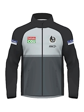 Collingwood Magpies Ladies Wet Weather Jacket 2020