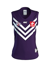 Fremantle Dockers Ladies Home Guernsey 2019