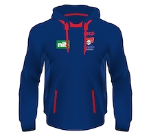 Newcastle Knights Ladies Pullover Squad Hoody 2018