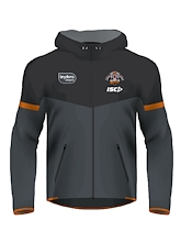 Wests Tigers Ladies Tech Pro Hoody 2020
