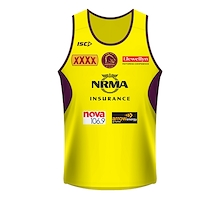Brisbane Broncos Training Singlet 2018