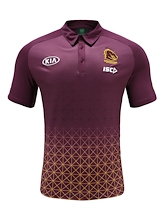 Brisbane Broncos Sublimated Polo 2020