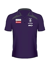 Fremantle Dockers Media Polo 2020