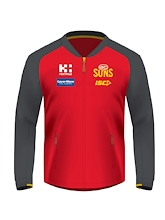 Gold Coast Suns Tech Pro Match Jacket 2020