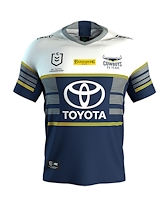 North QLD Cowboys Away Jersey 2020