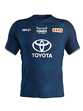 North QLD Cowboys Training Tee 2020