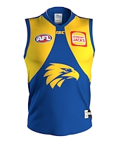 West Coast Eagles Home Guernsey 2020