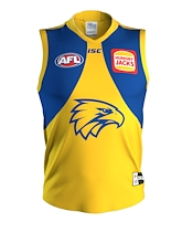 West Coast Eagles Clash Guernsey 2020