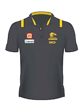 West Coast Eagles Performance Polo 2020