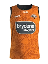 Wests Tigers Training Singlet 2020