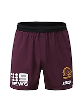 Brisbane Broncos Kids Training Shorts 2020