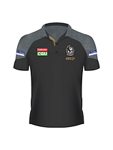 Collingwood Magpies Kids Media Polo 2019
