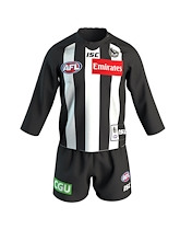 Collingwood Magpies Toddlers Guernsey 2020