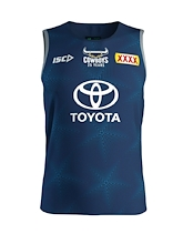 North QLD Cowboys Kids Training Singlet 2020