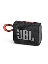 JBL GO3 Mini Bluetooth Speaker Black Orange