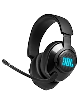 JBL Quantum 400 Gaming Over Ear Headset Black