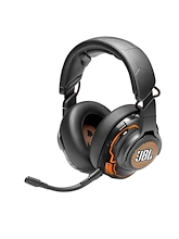 JBL Quantum One Gaming Over Ear Headset Black