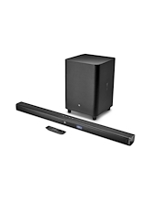 JBL Bar 3.1 Soundbar with Wireless Subwoofer