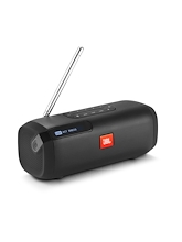 JBL Tuner Portable Bluetooth FM Radio